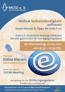 MUSE e.V. Muslimische Seelsorge Wiesbaden Begegnungsabend für Frauen 7