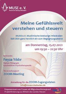 MUSE e.V. Muslimische Seelsorge Wiesbaden Begegnungsabend für Frauen 1