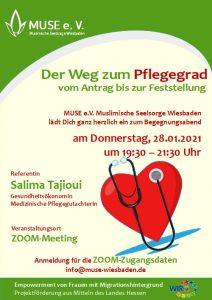 MUSE e.V. Muslimische Seelsorge Wiesbaden Begegnungsabend für Frauen 13